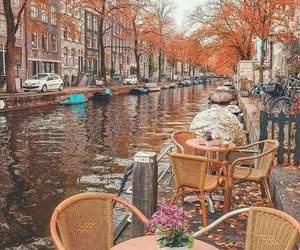 autumn, landscape, and travel image