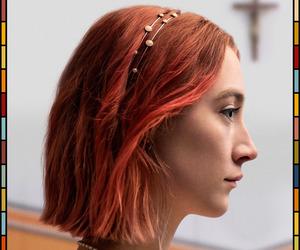 actress, lady bird, and Saoirse Ronan image