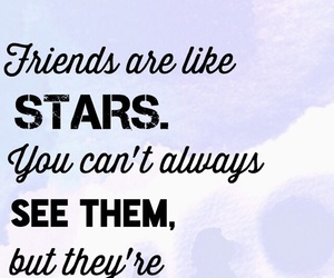 stars and friends image