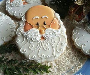 christmas, xmas, and Cookies image