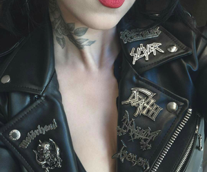 kat von d, metal, and tattoo image