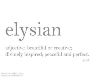 beautiful, elysian, and creative image
