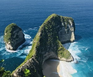 adventure, bali, and beach image