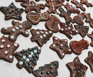 Cookies, christmas, and holiday image