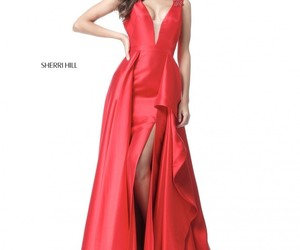 long prom dresses 2018 and long taffeta evening gown image