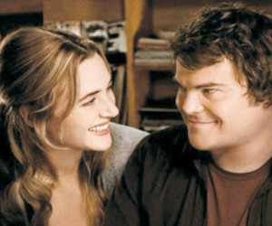 jack black, kate winslet, and the holiday image