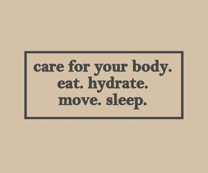 quotes, body, and sleep image