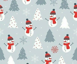 snow, background, and christmas image