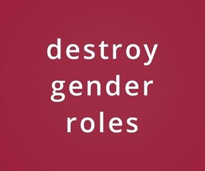 gender, quotes, and feminism image
