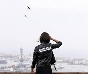 blogger, fashion, and fake leather image