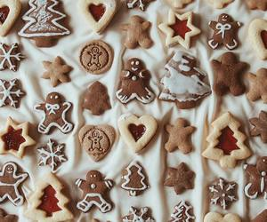 breakfast, Cookies, and holidays image