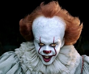 gif, it, and pennywise image