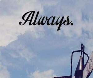 always, amor, and frases image