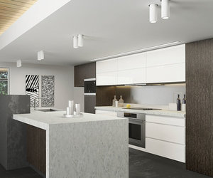 modular kitchen furniture and home furnishing stores image