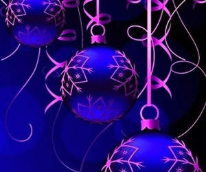 background, purple, and xmas image
