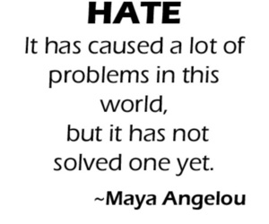 quotes, hate, and problems image