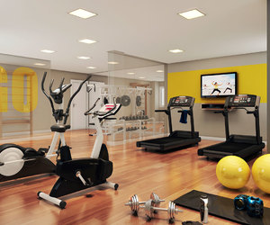 academy, decoration, and fitness image
