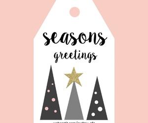 christmas, daily, and greetings image
