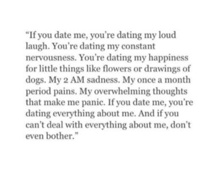quotes, love, and dating image