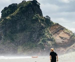 martin garrix and beach image