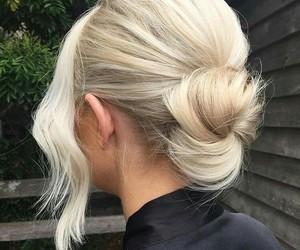 classy, hair, and short hair image