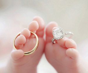 baby, love, and feet image