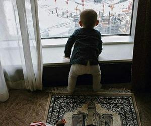 mecca, baby, and islam image