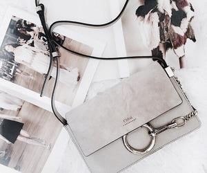 fashion, bag, and chloe image