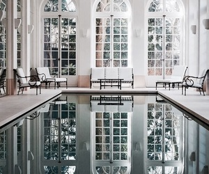 pool, interior, and design image