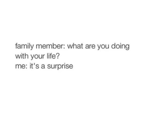life, surprise, and family image