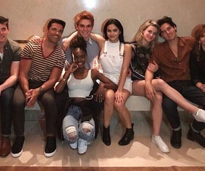 riverdale and kj apa image