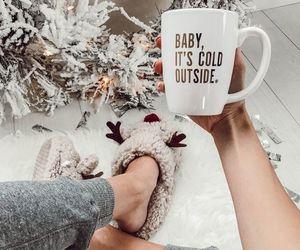 christmas, vacations, and holidays image