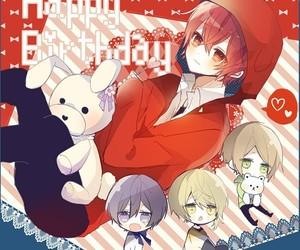 anime, happy birthday, and singer image