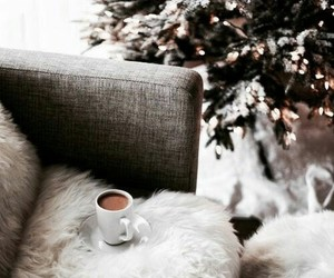 aesthetic, christmas, and cuppa image