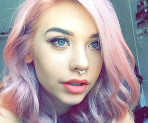 amanda steele, icon, and pink image