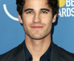 darrencriss, blaineanderson, and glee image