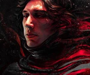 kylo ren, star wars, and ben solo image