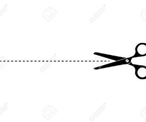 linha and tesoura image
