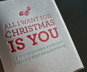 christmas, present, and you image