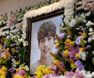 Jonghyun, SHINee, and restinpeace image