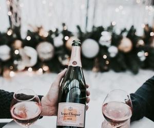 christmas, winter, and drinks image