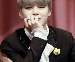 army, jimin, and fan sign image