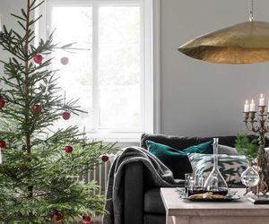 Christmas time, living room, and interior decor image