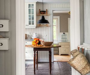 interior decor, scandinavian style, and country farm image