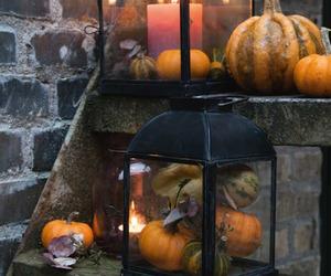 inspiration, scandinavian style, and pumpkin image