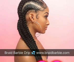 braids and kennedy+cymone image