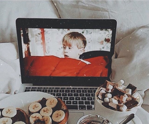 winter, home alone, and christmas image