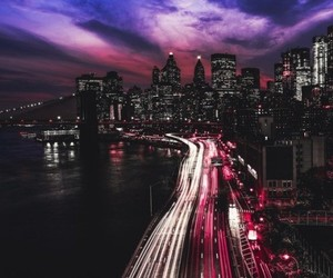 city, aesthetic, and background image