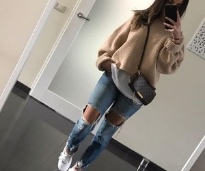 clothes, fashion, and lifestyle image