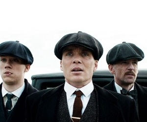 1920s, aesthetic, and tommy shelby image